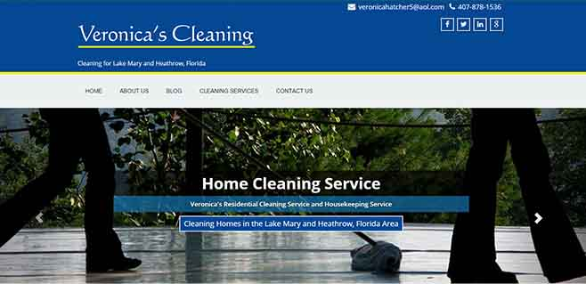 Lake Mary House Cleaning Service