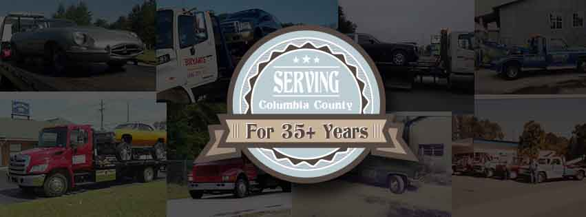 Bryants-Towing-24-Hour-Service-Facebook_Cover_Photo_Serving-Columbia-County-35-Years1